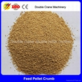 Double roller crusher price poultry feed pellet crushing machine 3