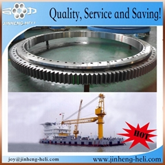excavator slewing bearing ring