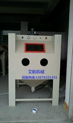 1010A手动喷砂机