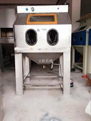 9060W湿喷砂机