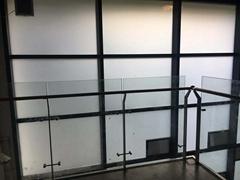 广州殴毅建材OY门窗装饰雾化玻璃