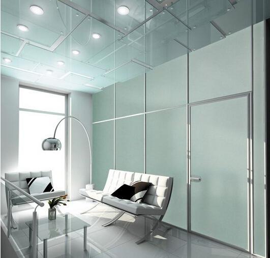 廣州毆毅建材OY家裝裝飾霧化玻璃 2