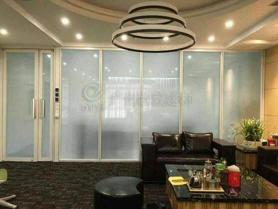 廣州毆毅建材OY家裝裝飾霧化玻璃 5