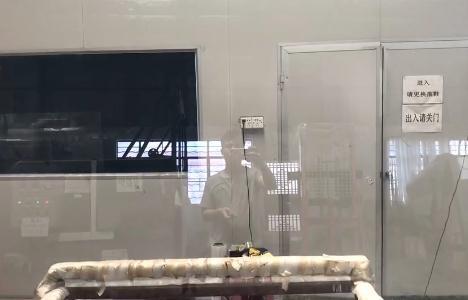 廣州毆毅建材OY臥室幕牆調光玻璃 1