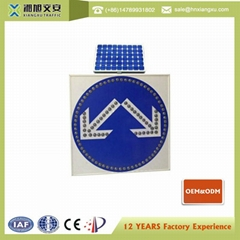 solar traffic sign hot sales