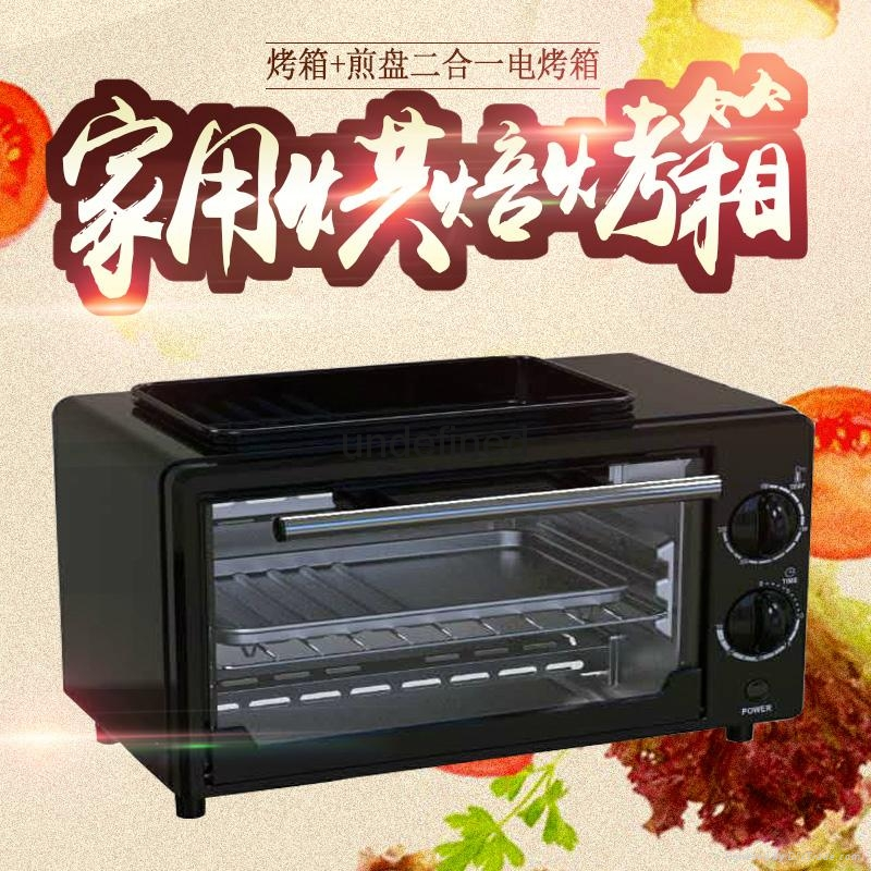 Export explosion two - in - one oven oven frying oven baking oven 3