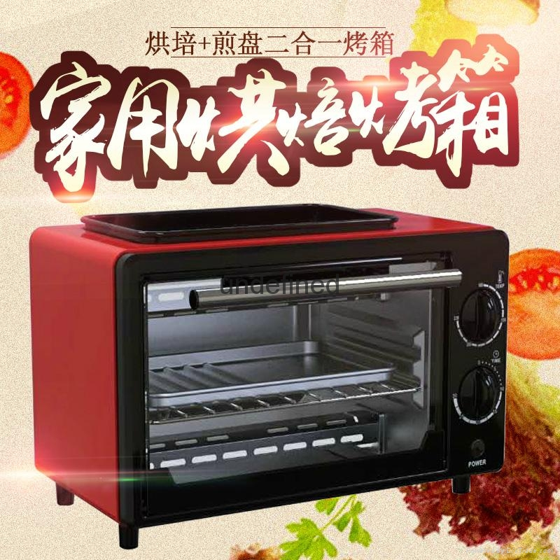 Export explosion two - in - one oven oven frying oven baking oven 4