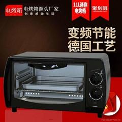 家用12L小烤箱迷你烘焙烤箱出口产品