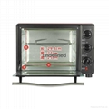 Home 20L electric oven baking oven chicken wings grilled fish stove 2