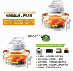Home air light oven grill microwave oven air oven intelligent