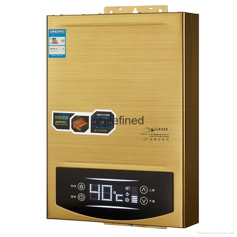 家用燃氣電熱水器液化氣熱水器天然氣熱水器前排漏電保護 5