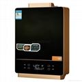 前排電熱水器天然氣液化氣電熱水器恆溫定時 3