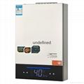 前排電熱水器天然氣液化氣電熱水器恆溫定時 4