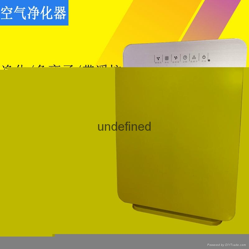 Foreign trade air purifier in addition to formaldehyde anion purifier 2