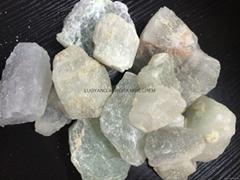 Fluorspar Lump Fluorite ore