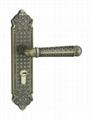 European Style Security Door Lock Handle 3