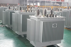 CRGO laminated Core oil immersed distribution Transformers