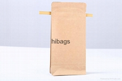 laminated paper coffee bags