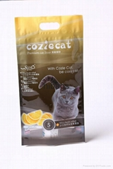 Custom printed non-toxic pet dog cat