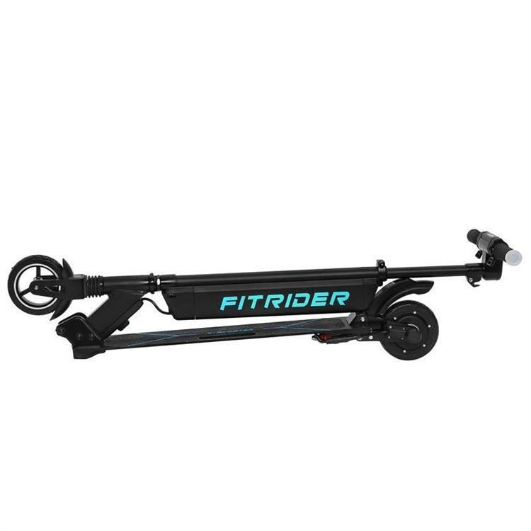 Fitrider电动滑板车板电池快拆F1电动折叠车5.5电机电瓶车锂电车代驾车 2