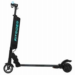Fitrider电动滑板车板电池快拆F1电动折叠车5.5电机电瓶车锂电车代驾车
