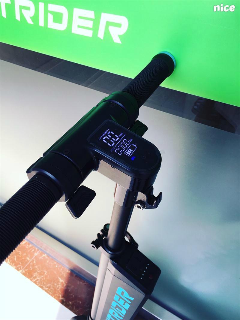 Fitrider电动滑板车板电池快拆F1电动折叠车5.5电机电瓶车锂电车代驾车 4