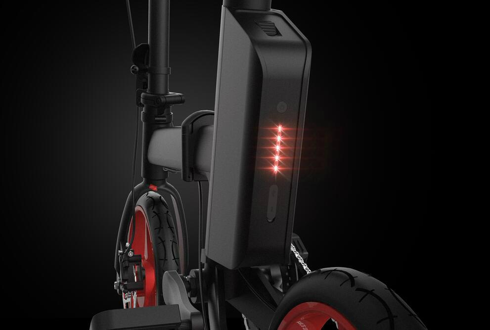 Ivelo M1 Electric Folding Bike New Products Will Soon Be Listed 2