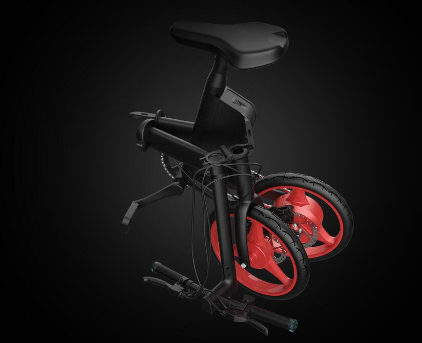 Ivelo M1 Electric Folding Bike New Products Will Soon Be Listed 4