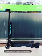Fitrider電動滑板車F1可加座椅5.5寸電機鋰電車