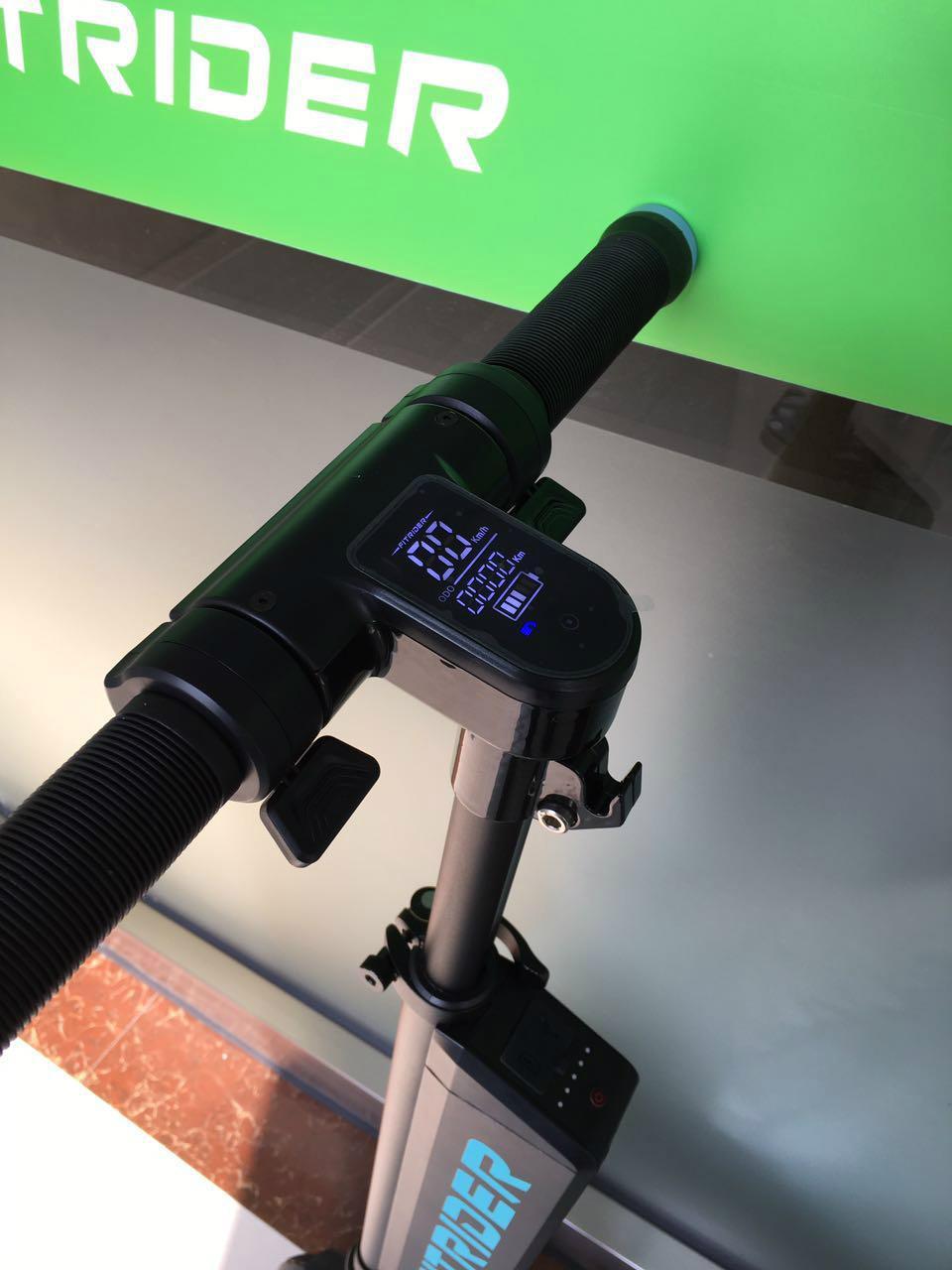 Fitrider 8寸電動滑板車T1S小型折疊迷你電動車 5