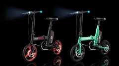 爱维乐M1电单车微电动车ive