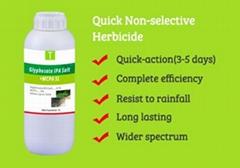 Glyphosate Ipa Salt 41%+Mcpa 5% SL