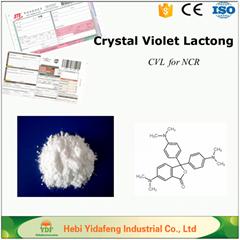 cas 1552-42-7 Crystal violet lactone CVL