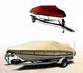 waterproof solution dyed boat cover