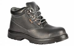 供應賽固中幫耐磨安全鞋
