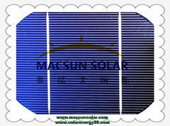 单晶太阳能电池片