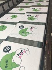 Custom Printed Organic shopping small tote drawstring canvas cotton bag