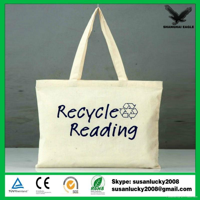 Customized Cotton Canvas Bag 4