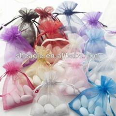 Organza bags customized