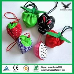 High quality strawberry folding bag