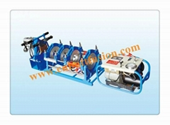 hydraulic welding machine for plastic pipe