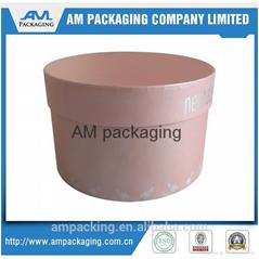Custom Logo Paper Round Box Tube Hat Gift Box