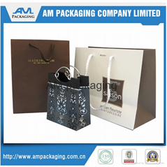 High quality gift paper bag &shopping paper bag manufacture in China