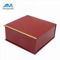 New Design Hard Cardboard Box With Paper Scrap 2