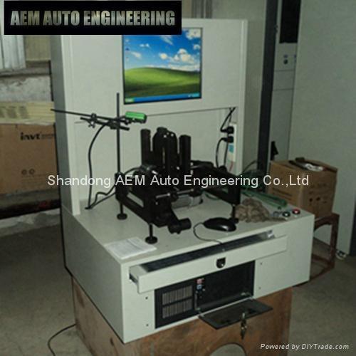 Turbocharger Dynamic Balancing Machine 2