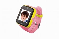 4G Net Smart Mobile Kids watch GPS/LBS/WIFI