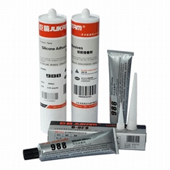 巨箭G-988硅膠專用接着劑 源頭廠家廠價直銷
