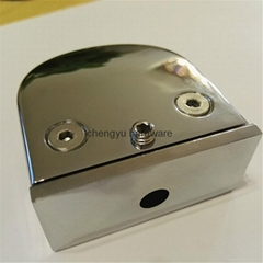 shower door glass pivot hinge