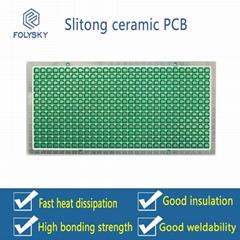 Ceramic Circuit Board used in LED.
