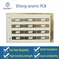 Single-side Ceramics PCB used in Power